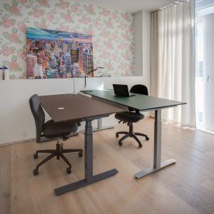 Hævesænkeborde (elektriske)