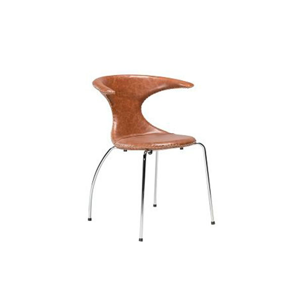 A-FLAIR-CHAIR-light-brown-leather-w-Ps