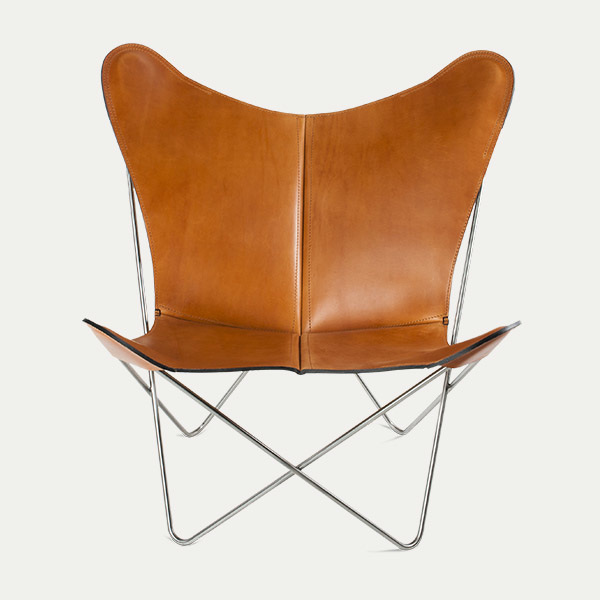 Trifolium-chair–stainless-steel–hazelnut-leather_600