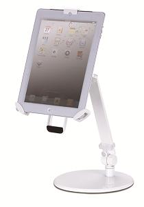 New Office IWork holder til tablets hvid HOVEDBILLEDE