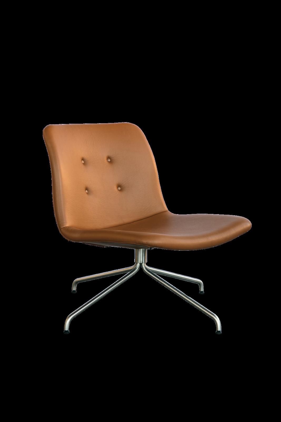 New Office primum lounge uden armlæn HOVEDBILLEDE