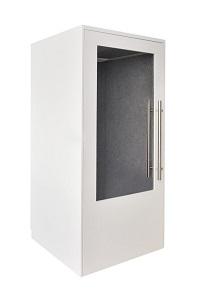 New Office telefonboks hvid Hovedbillede