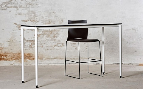 New Office Quadro højbord melamin HOVEDBILLEDE