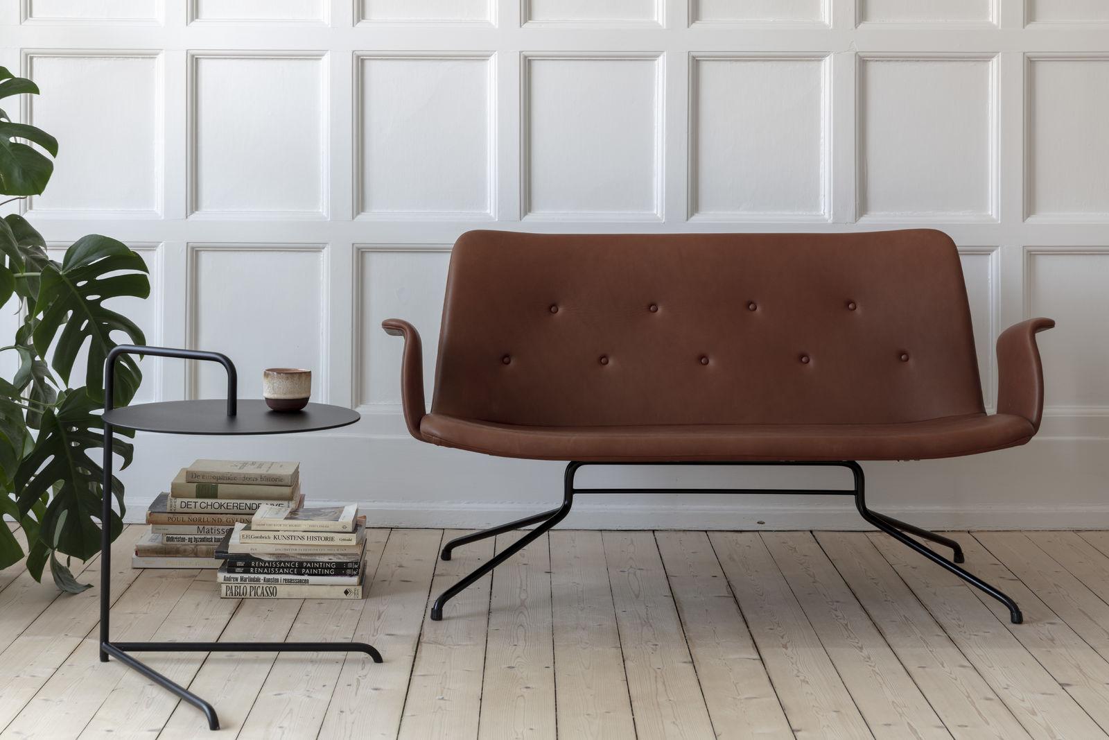 New Office Primum Sofa Davos Brown HOVED